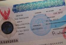 Thailandia: il visto per pensionati