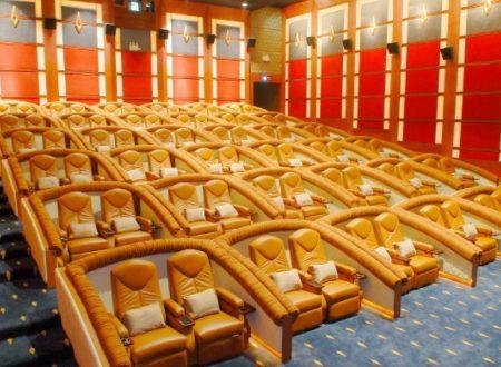 I 5 cinema piu' belli (e costosi) di Bangkok!