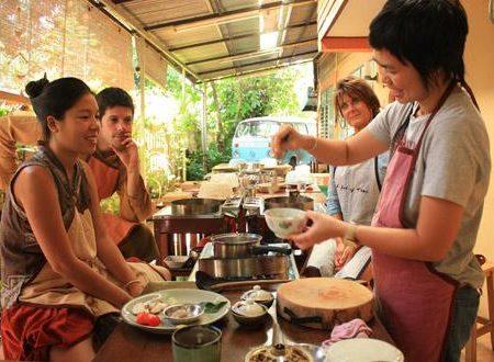 Imparare a cucinare a Bangkok – Scuole di cucina thai
