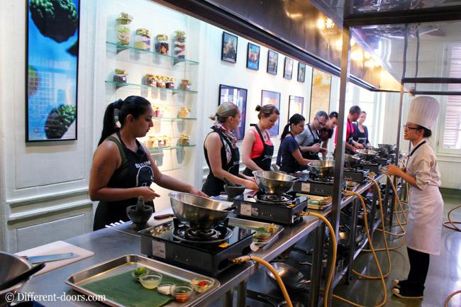 Scuole di cucina thailandese a bangkok vivere bangkok