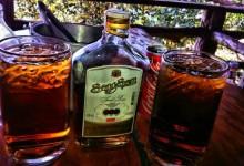 La terra dove il whiskey e' rhum!