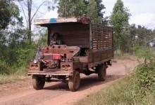 Strani mezzi di trasporto in Thailandia