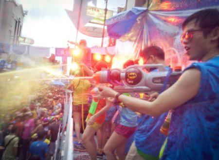 Buon anno! Songkran 2015