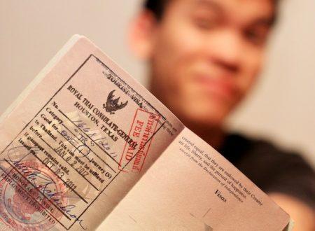 Thailandia: nuovo visto turistico multientrata da 6 mesi