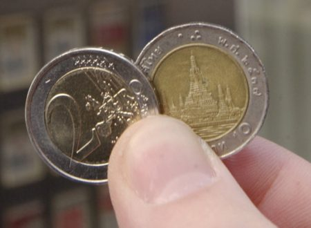 Dove cambiare euro in baht a Bangkok
