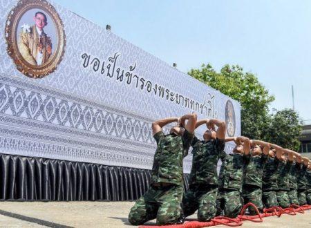 Funerale del Re Rama IX: regole ed avvisi