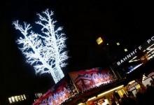 Winterwelt a Potsdamerplatz