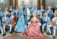 I concerti al castello di Charlottenburg