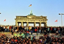 Anniversario della caduta del Muro di Berlino