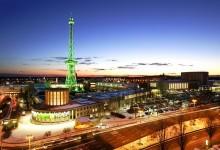 La Funkturm di Berlino