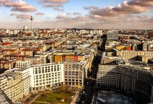 I migliori panorami di Berlino