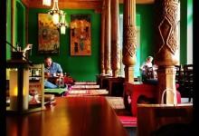 Berlino segreta:  la tea room del Tagikistan