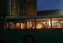 Cenare in un bus? A Berlino si può al Café Pförtner