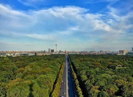Guida fotografica di Berlino: il Tiergarten
