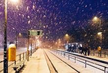 Neve a Berlino: le foto