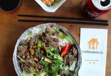 La vita dell'emigrante: il cibo a domicilio a Berlino