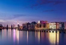Westhafen e Osthafen, i porti di Berlino