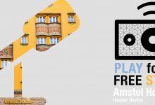 All'Amstel House dormi gratis se sei un musicista