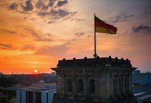Berlino vista dalla cupola del Reichstag