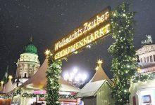 La bellezza di Berlino a Natale