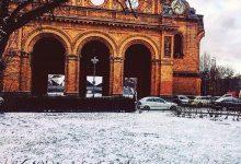 Berlino con la neve. Le foto di Instagram