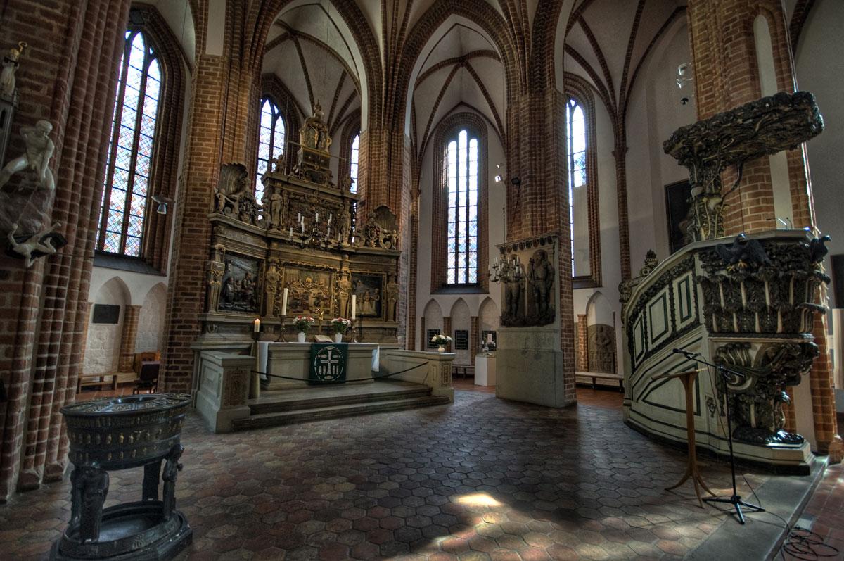 St.-Nikolai-Kirche di Spandau