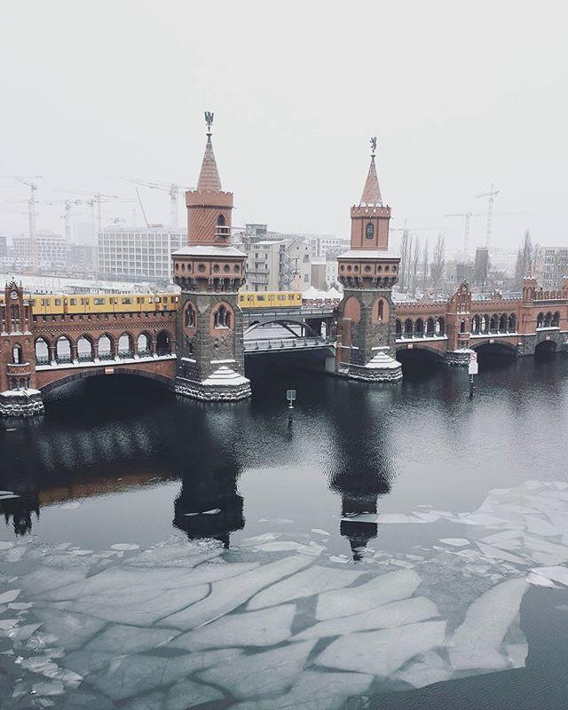 Berlino in inverno: guida fotografica