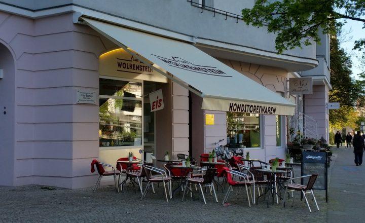 Il Café Wolkenstein di Bundesplatz