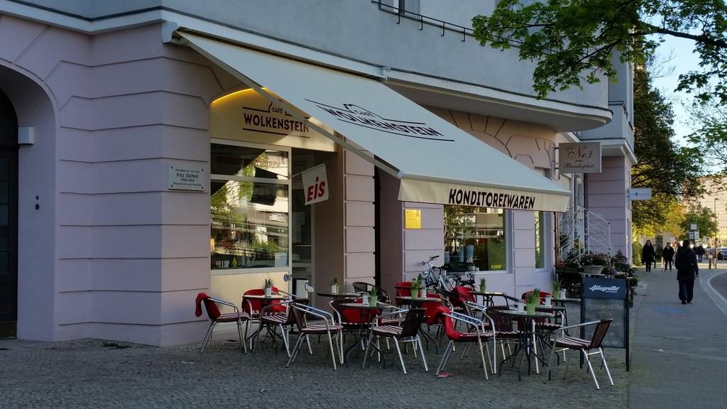Café Wolkenstein