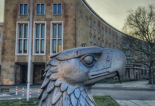Architettura nazista a Berlino