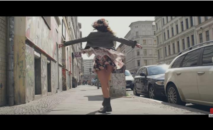Dieci video musicali girati a Berlino