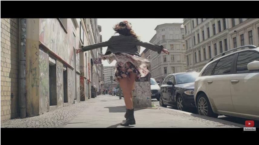 video musicali girati a Berlino