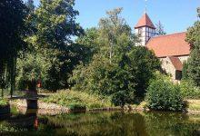 Templari a Berlino: Alter Park e Dorfkirche