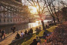 Prendere il sole a Berlino: la mappa definitiva