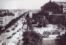 Anhalter Bahnhof, la stazione dimenticata di Berlino