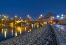 Il ponte più romantico di Berlino