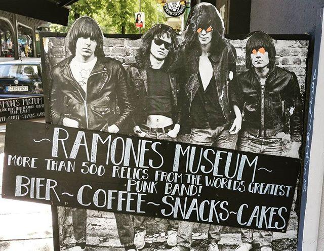 ramones museum