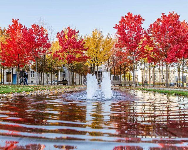 foto di Berlino in autunno