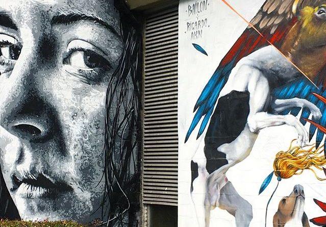 street art bülowstrasse