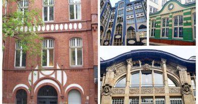 Jugendstil a Berlino: passeggiata architettonica