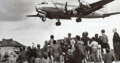 ponte aereo di berlino