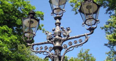 Il Museo delle Lanterne a Gas