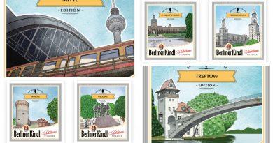 etichette ad edizione limitata berlino