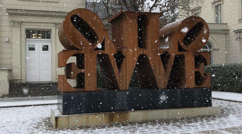nevicata a berlino