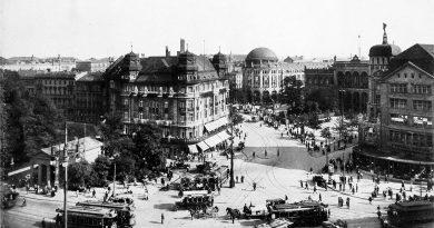Berlino sparita: le immagini del secolo scorso