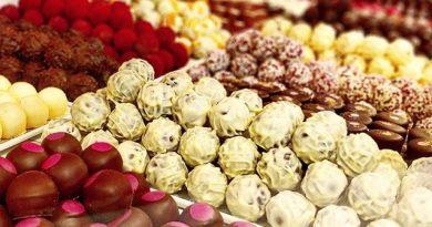 La fabbrica di cioccolato di Berlino