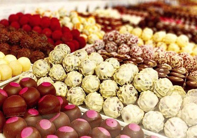 fabbrica di cioccolato di berlino