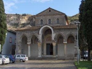 Basilica di Sant'Angelo in Formis - Foto di G. Sasso