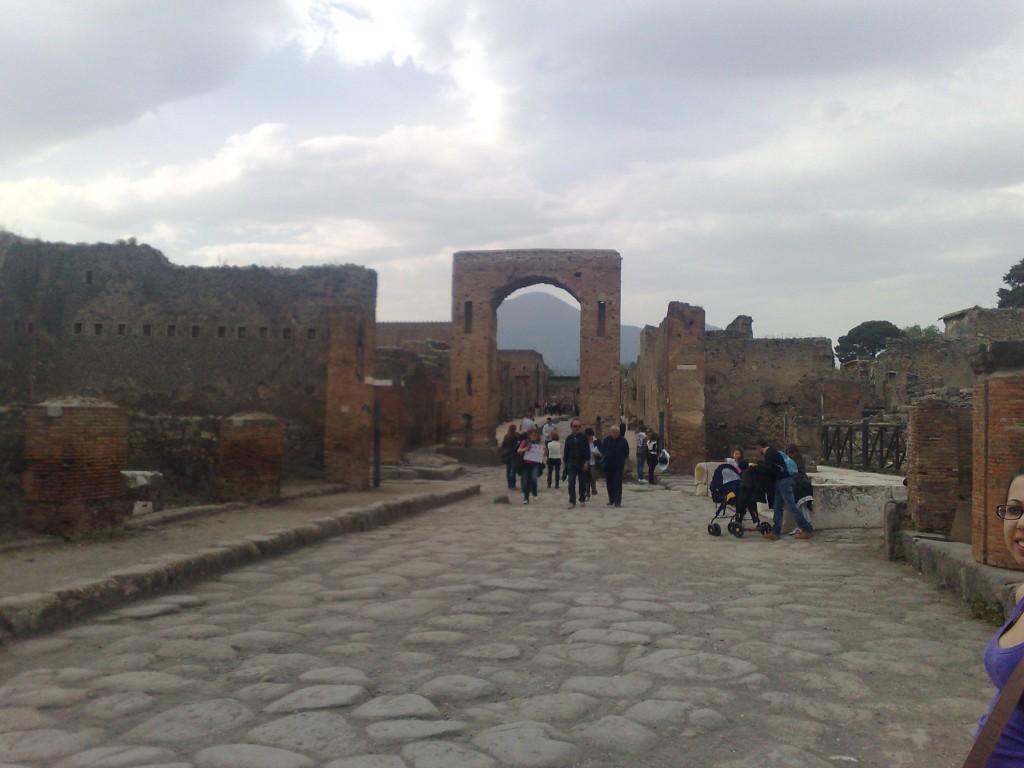Pompei, foto di Giulio D. Broccoli