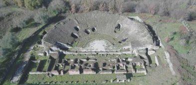 I teatri e gli anfiteatri dell'Alto Casertano